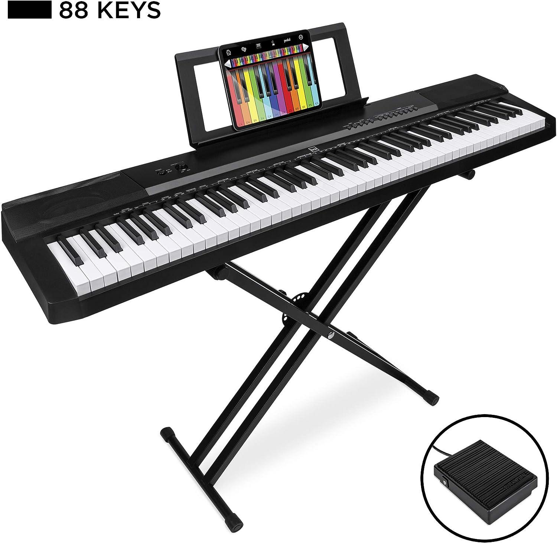 Amazon Com Best Choice Products  Key Full Size Digital Piano