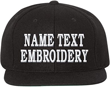 Custom Baseball Cap Gideon Hebrew Name Embroidery Cotton Soft Mesh Cap Snapback Black Charcoal Personalized Text Here