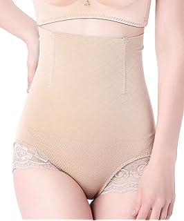 3d8a538646 MyTeng Women s High-Waist Shapewear Seamless Tummy Control Body Shaper