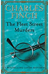 The Fleet Street Murders Kindle Edition