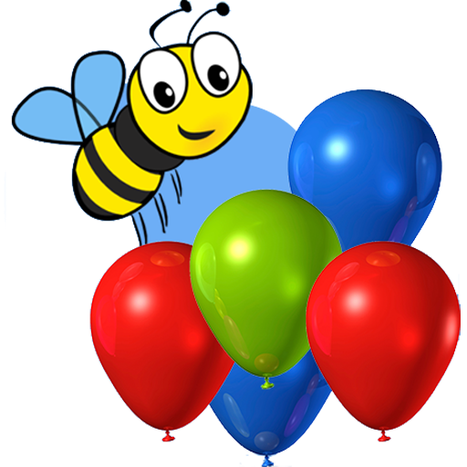 Balloon Pop For Kids - No Ads - Completely Free