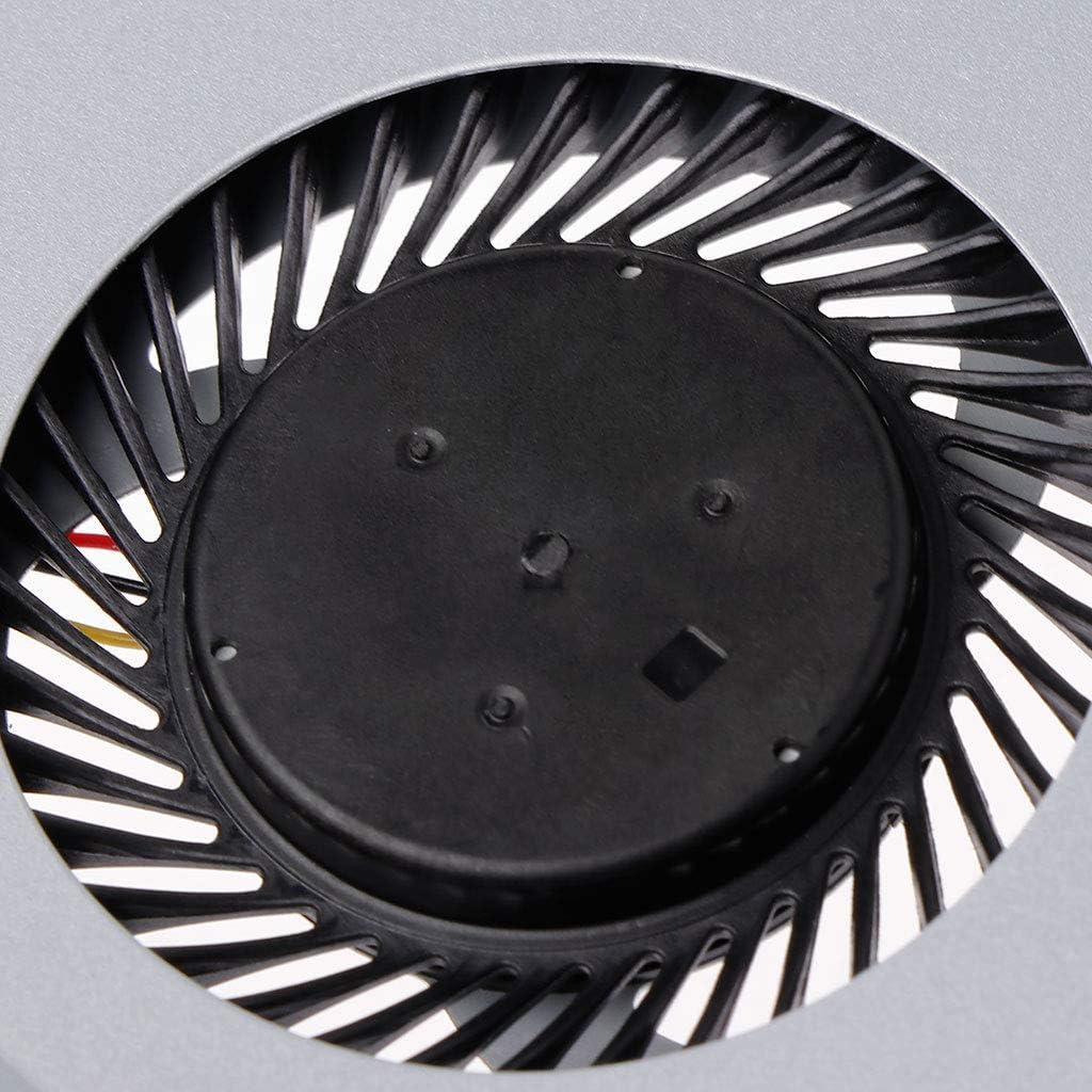 BASSK Ventola di Raffreddamento CPU Portatile per Acer Aspire E5-571G E5-571 E5-552 E5-471 E5-471G E5-473 E5-473G E5-573 E5-573G V3-472G V3-572 V3-572G