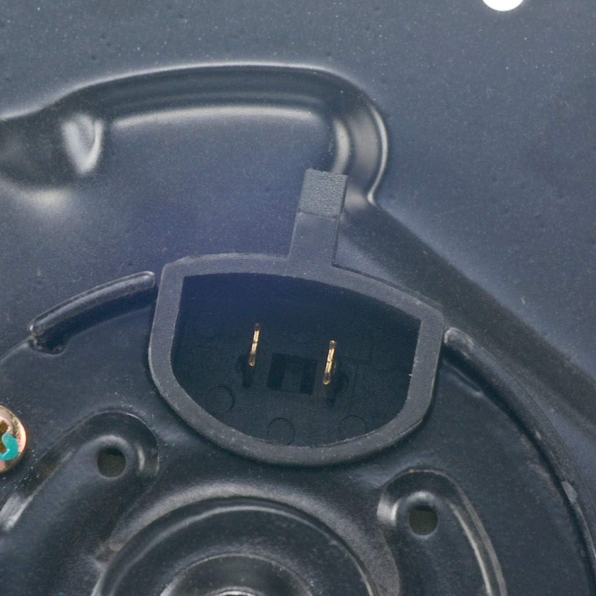 A-Premium Heater Blower Motor with Fan Cage Replacement for Ford E-150 2002-2014 E-250 E-350 Econoline E-450 E-550 Super Duty