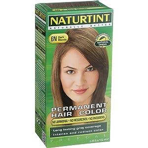 Naturtint - Permanent Hair Colorant-Dark Blonde, 5.28 fl oz liquid