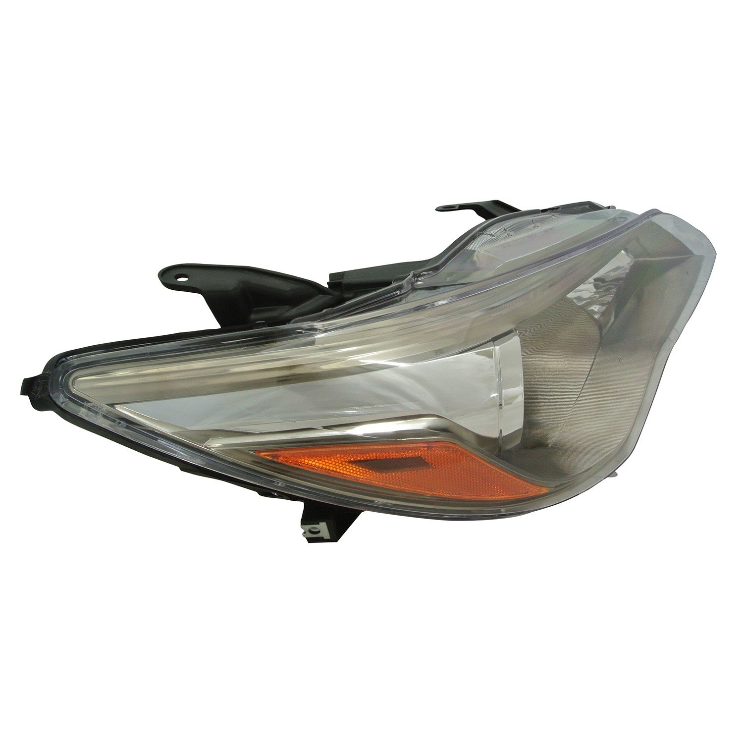 TYC 20-9610-90 Toyota Camry Left Replacement Head Lamp
