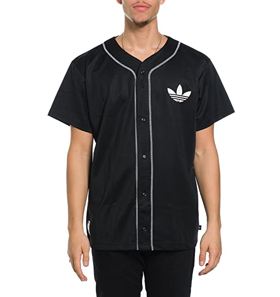 adidas Originals camiseta Brook Base Shi Hombres Negro negro Large: Amazon.es: Ropa y accesorios