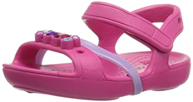 5dd336c7dc1eba Crocs Girls  204030 Ballerinas with Closed Toe  Amazon.co.uk  Shoes ...