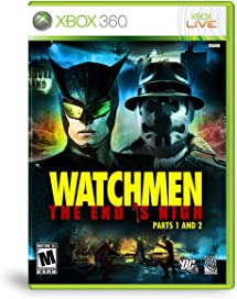 Amazon.com: Watchmen: The End is Nigh - Part 1 & 2 - Xbox ...