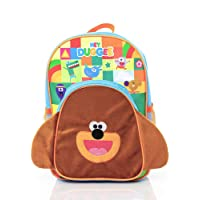 Hey Duggee School Bag Betty Happy Roly Tag Norrie Kids Childrens Backpack Childs Rucksack The Squirrel Club