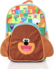 Hey Duggee School Bag Betty Happy Roly Tag Norrie Kids Childrens Backpack  Childs Rucksack The Squirrel 66579cb000fee