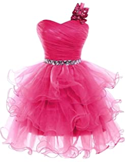 Amazoncom 80s Prom Dress Costume Clothing