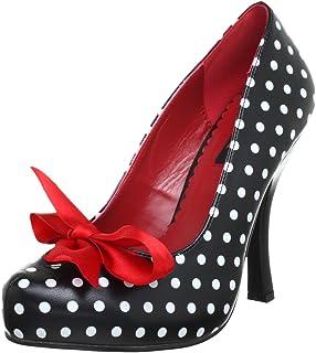 972e8d29448a75 Pleaser PinUp Couture CUTIEPIE-02 Damen Pumps  Amazon.de  Schuhe ...