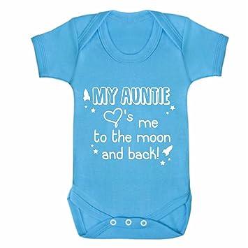 Hippowarehouse I Love Both My Mummys to The Moon and Back Baby Vest Bodysuit Boys Girls Long Sleeve