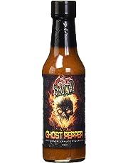 Get Sauced & Spiced Ghost Pepper Hot Sauce, 5 Fl Oz