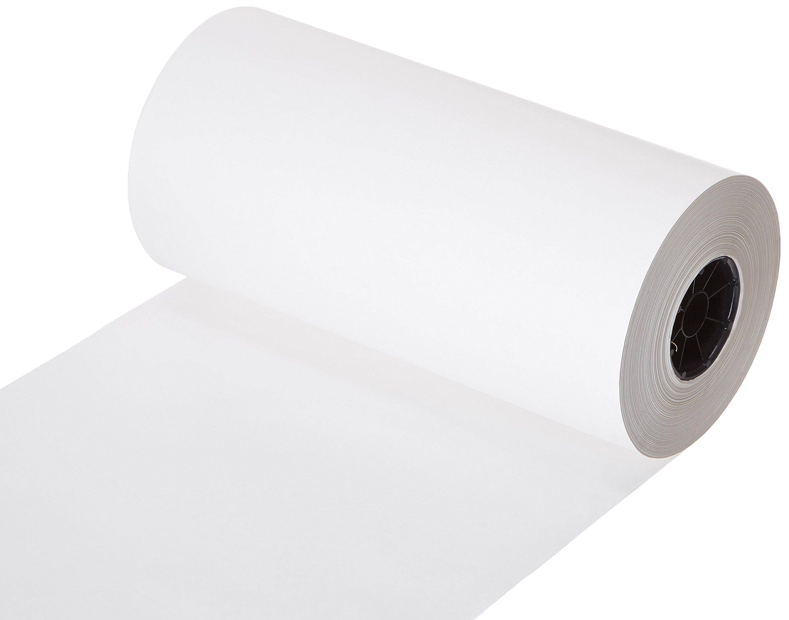 Boardwalk BUTCH1540900 900' Length x 15'' Width, White Butcher Paper Roll