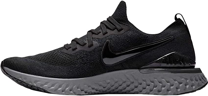 Amazon.com | Nike Mens Epic React Flyknit 2 Running Shoes