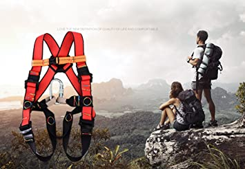 Klettergurt Tauschen : Wcybelt ganzkörper sicherheitsgurt kinder outdoor klettergurt und