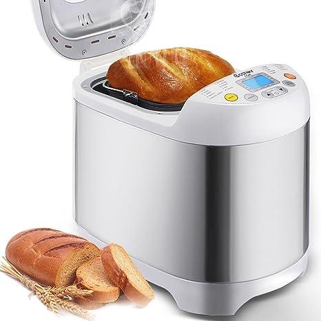 Amazon.com: safeplus programable Pan máquina acero ...