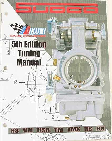 amazon com sudco international mikuni carb manual 002 999 automotive rh amazon com Sudco Carburetor Tuning Guide Sudco Keihin