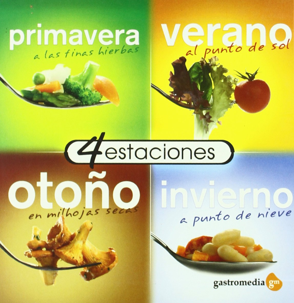 Pack 4 estaciones: primavera, verano, otono, invierno: Varios Autores: 9788493705497: Amazon.com: Books