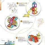 Magnetic Tiles Building Blocks Set Educational Toys