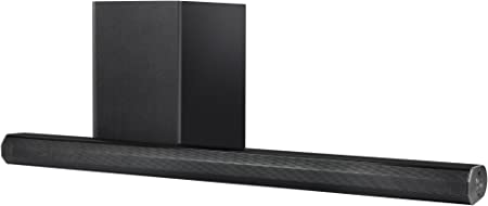 MAC AUDIO Soundbar 2000 | Heimkino-Soundbar mit Wireless-Subwoofer | Bluetooth, Opt. Digitaleingang, Chinch und 3,5mm KL
