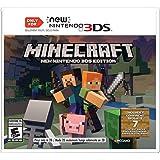 Minecraft New Nintendo 3DS Edition マリオパーティートップ100ニンテンドー3DS北米英語版 [並行輸入品]