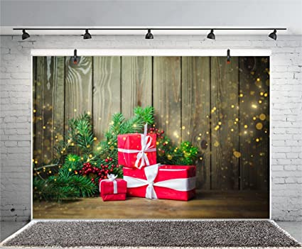 Christmas Graffiti Background.Leyiyi 6x4ft Photography Backdrop Merry Christmas Background Grunge Graffiti Vintage Wood Board Happy New Year Redberry Luxry Shining Spot Pin
