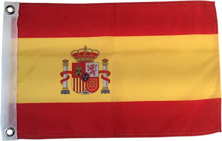 Amazon.com: España poliéster de banderas de países ...