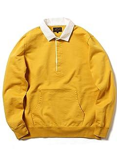 Beams Plus Pocket Rugby Shirt 11-12-0061-156