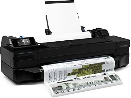 Hewlett Packard DESIGNJET T120 24 Plotter CQ891C#B19 A1/WLAN/610mm: Hp: Amazon.es: Informática