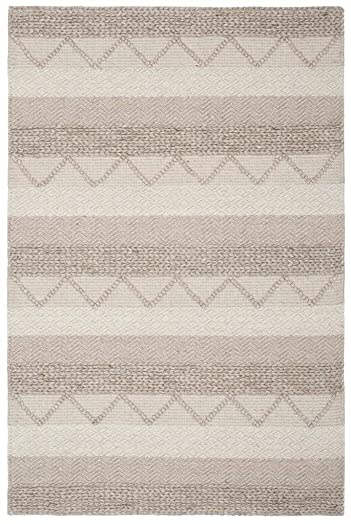 Safavieh NAT103A-6 Natura Collection Handmade Wool Area Rug, 6 x 9 , Beige
