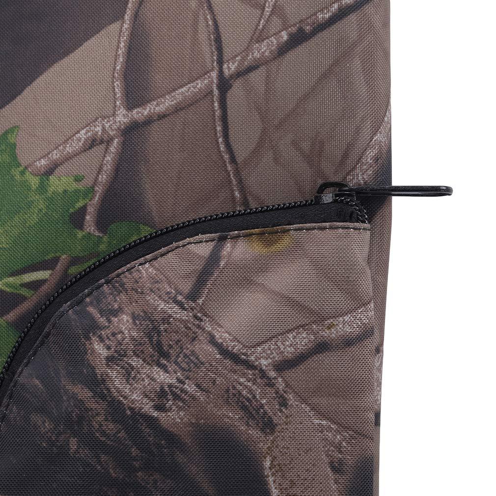 SUNSKYOO Pfeil Tasche Oxford Stoff Camouflage Schulter H/ängender K/öcher Bogenschie/ßen Crossbody Pfeil Halter Tasche