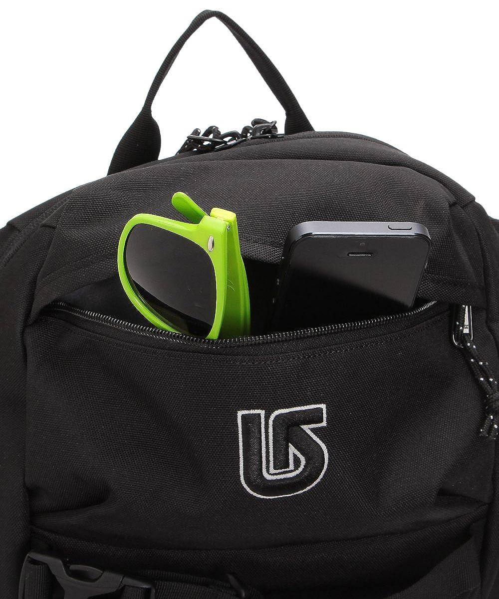 Amazon.com | Burton Kilo Skate Backpack One Size True Black | Casual Daypacks
