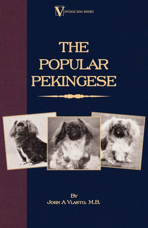 The-Popular-Pekingese-a-Vintage-Dog-Books-Breed-Classic