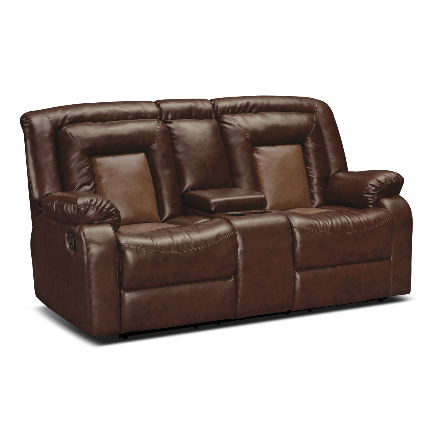 Amazon Roundhill Furniture Kmax 2 Toned Dual Reclining Sofa