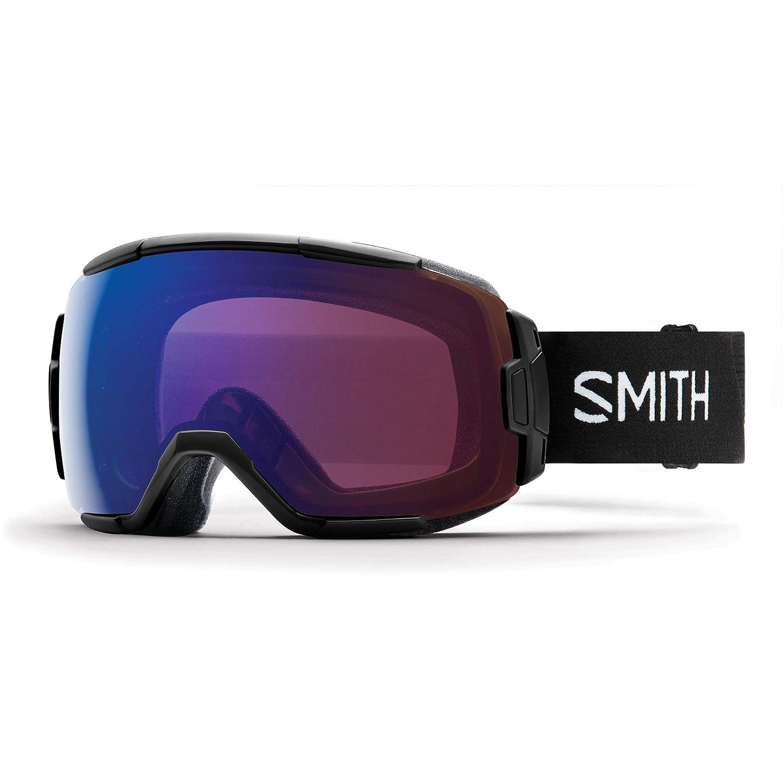 Smith Vice–Máscara de esquí para Hombre, Negro
