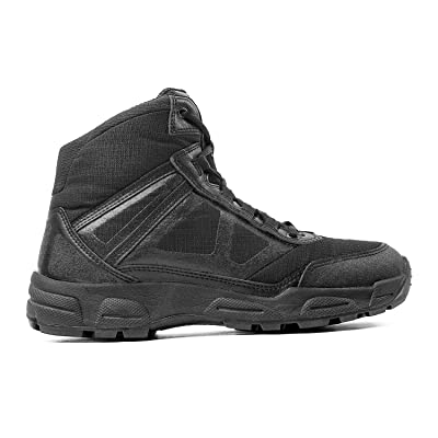 "5006 Momentum 6"" Lightweight Ankle Length Boot with Full Length YKK Side Zipper: Shoes"
