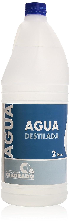 Interfer Cuadrado 724055 Destilliertes Wasser, 2 l