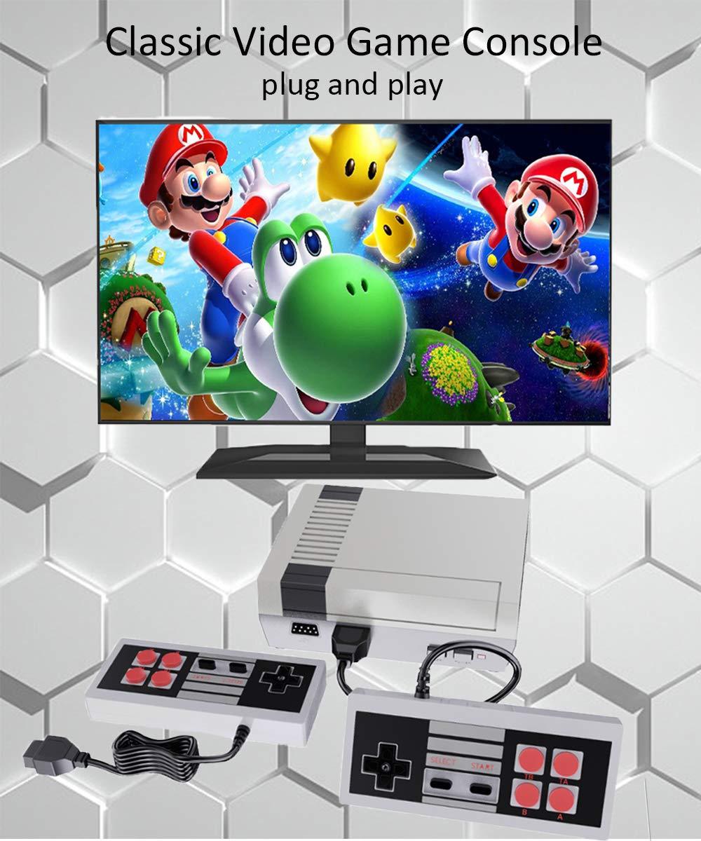 Pokeman Retro Video Game Console, Mini Classic Console AV Output TV Game System by Pokeman (Image #4)