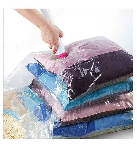 Medium Travel Vacuum Storage Bags For Clothes 50x70cm