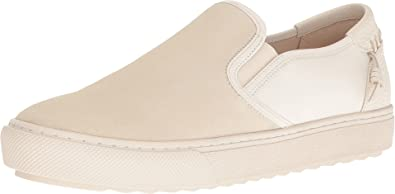 Coach C115 Leather Slip On Sneaker Coach
