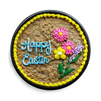 Amazon The Great Cookie 13 Inch Happy Easter Giant Cake