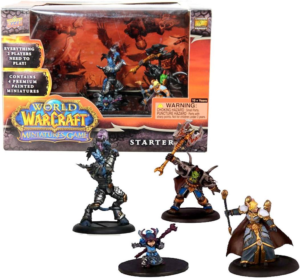 Toy World Of Warcraft Miniatures Game Core Starter Set