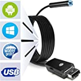 Scope camera - Endoscope Android with OTG - Inspection Scope - Android Endoscope Camera - USB Camera - Borescope Camera - Waterproof Home Automotive Vehicle Welding Digital Inspection Camera