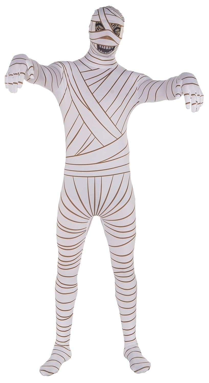 Rubie's Men's Mummy 2nd Skin Suit Costume, As Shown, Medium Rubies Costumes - Apparel 880728M