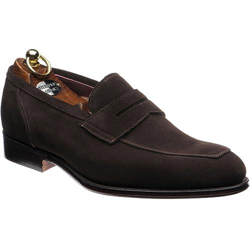 Herring Herring James - Mocasines de Ante para Hombre Marrón Ante marrón: Amazon.es: Zapatos y complementos