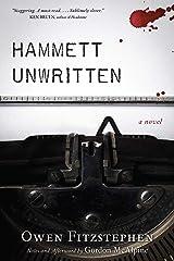 Hammett Unwritten Paperback