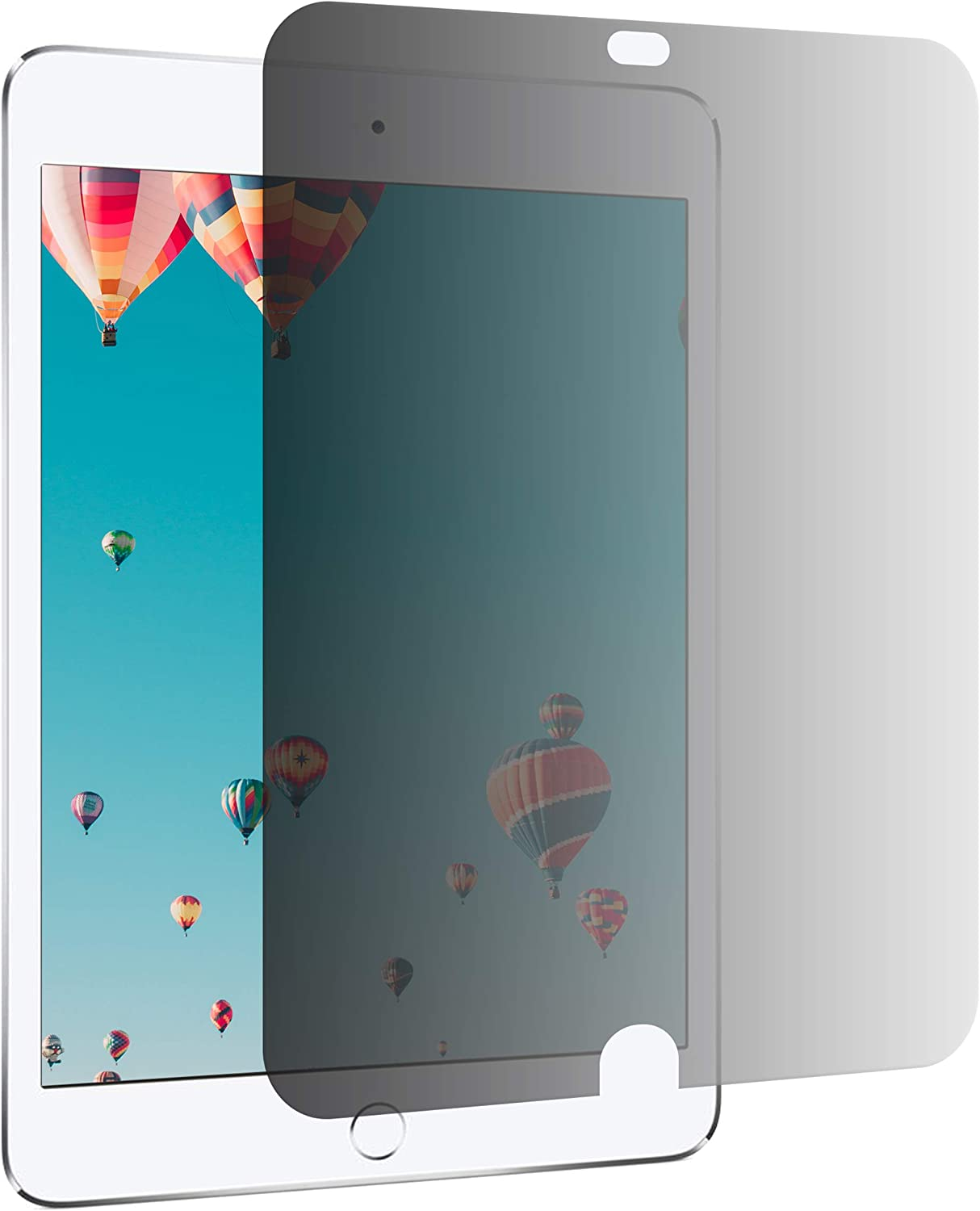 AmazonBasics Slim Privacy Screen Filter for 7.9 Inch iPad Mini 4 (Portrait)
