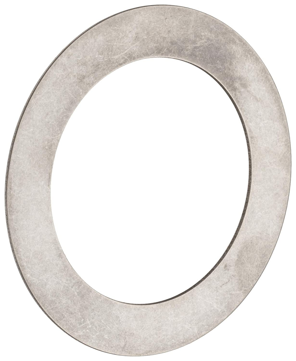 INA AS0821 Thrust Roller Bearing Washer, Metric, 8mm ID, 21mm OD, 1mm Width